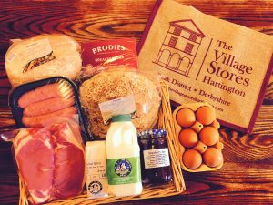 Hartington Breakfast Hamper