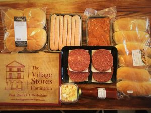The Village Stores Hartington BBQ Pack