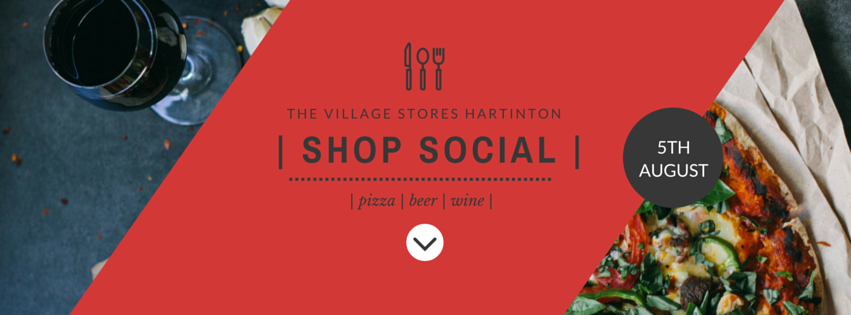 Shop Social #1 Cover Photo